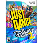 Wii: Just Dance Disney Party 2