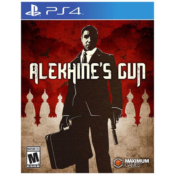 PS4 Alekhine's Gun