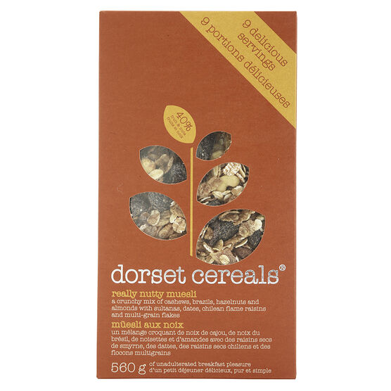 Dorset Cereals - Really Nutty Muesli - 560g