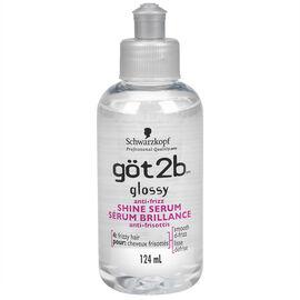 göt2b Glossy Anti-Frizz Shine Serum - 124ml