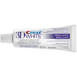 Crest 3D White Toothpaste Brilliance - Mesmerizing Mint - 90ml