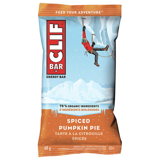 Clif Bar - Spiced Pumpkin Pie - 68g