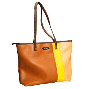 Chocolate Shopper Handbag - Assorted