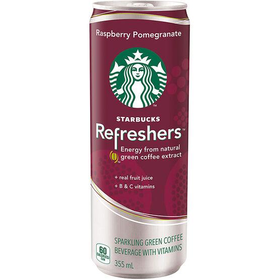 Starbucks Refreshers - Raspberry Pomegranate - 355ml