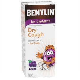 Benylin DM for Children - Grape - 100ml