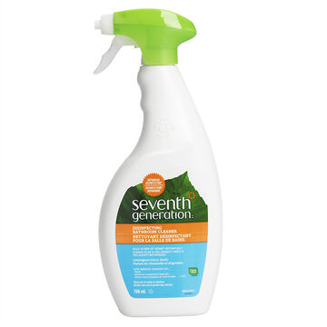 Seventh Generation Bathroom Cleaner - 768ml
