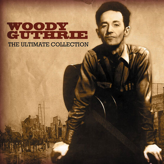 Woody Guthrie - The Ultimate Collection - CD