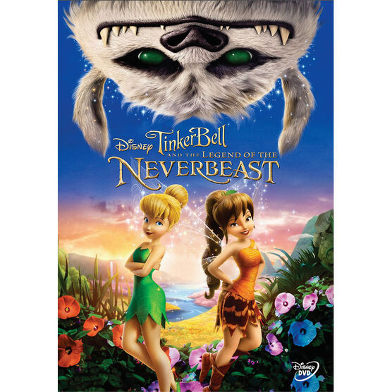 Tinker Bell and the Legend of the NeverBeast - DVD
