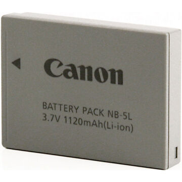Canon NB-5L Lithium-Ion Battery
