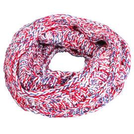 Point Zero Ladies Knit Infinity Scarf - Assorted