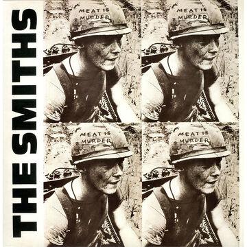 Smiths, The - Meat is Murder - Vinyl