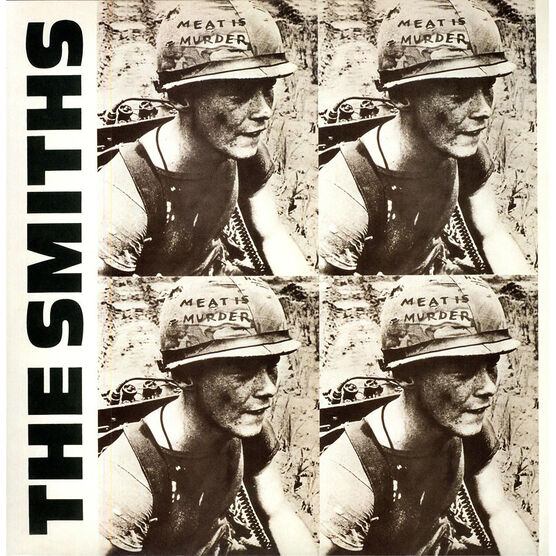 Smiths, The - Meat is Murder - Vinyl