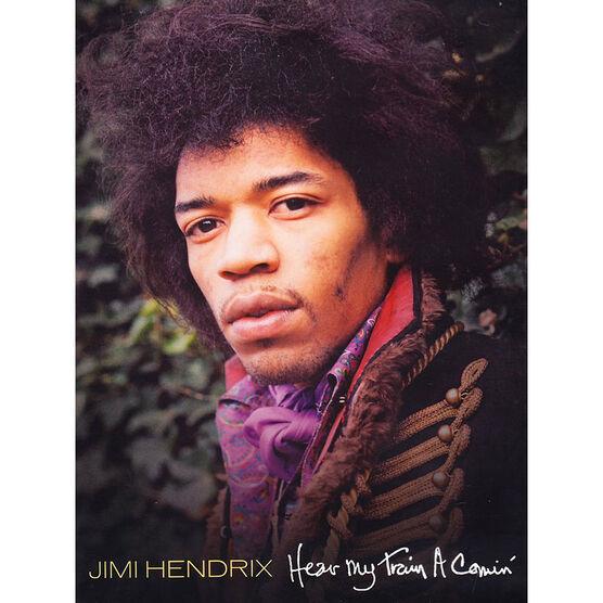 Jimi Hendrix: Hear My Train A Comin' - DVD