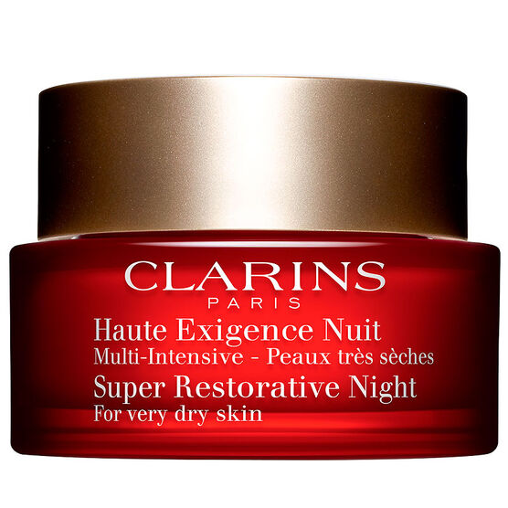Clarins Super Restorative Night Cream - Very Dry Skin - 50ml
