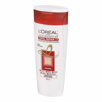L'Oreal Total Repair 5 Shampoo for Damaged Hair - 385ml