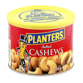 Planters Cashews - Salted - 225g