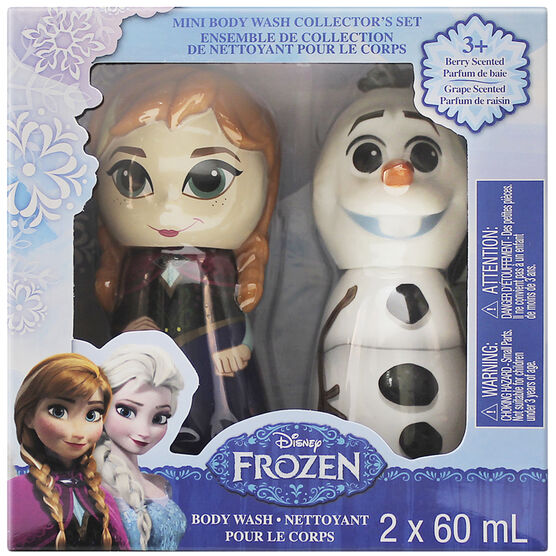 Disney Frozen Mini Body Wash Collector's Set - Berry - 2 x 60ml
