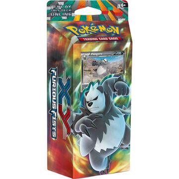 Pokémon XY3 Theme Deck - Furious Fists