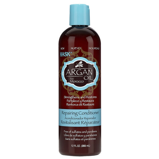 HASK Argan Oil Repairing Conditioner - 355 ml