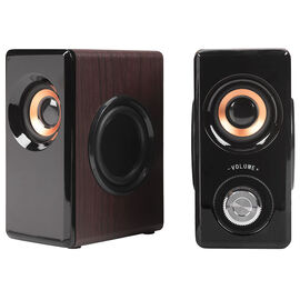 Certified Data Premium XL USB-Powered Speakers - HXM-L-608