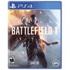 PRE-ORDER: PS4 Battlefield 1