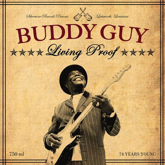Buddy Guy - Living Proof - CD