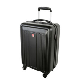 SwissGear Glarus Collection Carry-on Luggage - Black - 20""