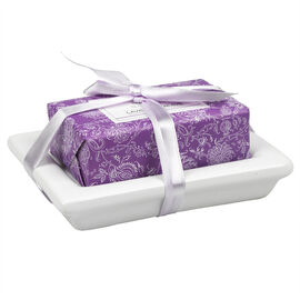 The Kitchen Kit Hand Care Set Bar Soap - Lavender Buds - 2 piece