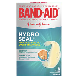 Band-Aid Advanced Healing - Blister for Fingers & Toes - 8's