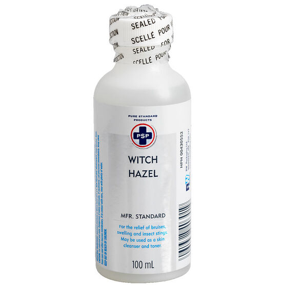 PSP Distilled Witch Hazel - 100ml