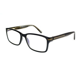 Foster Grant Brockton Reading Glasses - Black/Bronze - 3.25