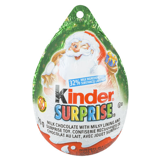 Kinder Ornament Chocolate - Assorted - 20g