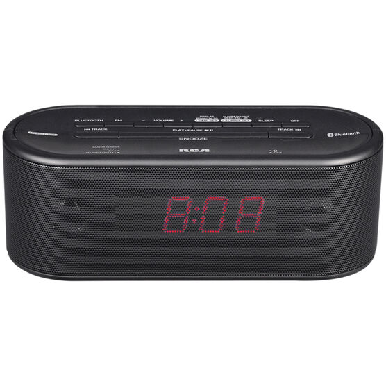 RCA Bluetooth Clock Radio - RC345