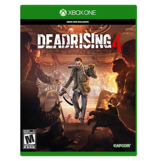 Xbox One Dead Rising 4