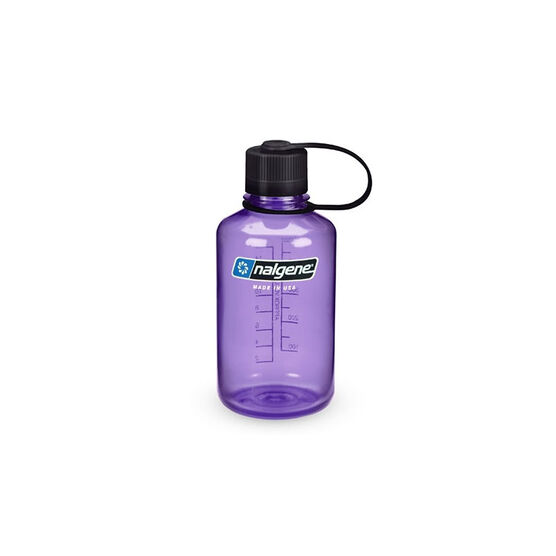 Nalgene Narrow Mouth Bottle - Purple - 500ml