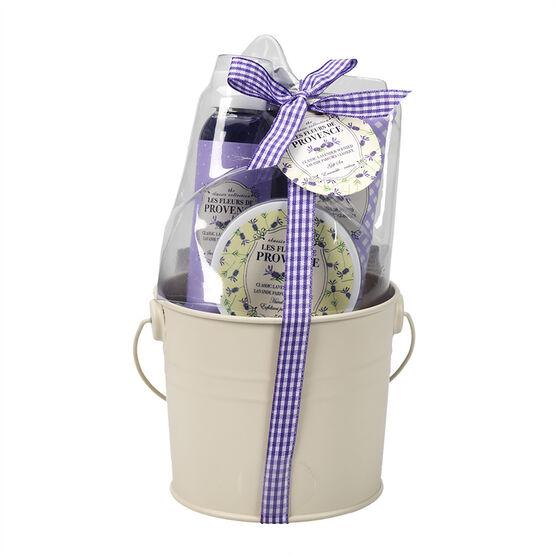 Les Fleurs de Provence Garden Tool Set - Lavender - 6 piece