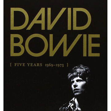 David Bowie - Five Years 1969-1973 - 13 LP Set - Vinyl