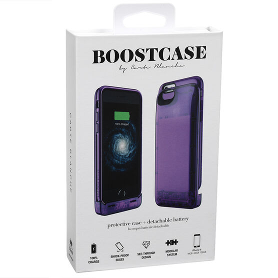 Boostcase Gemstone Case for iPhone 6/6s - Amethyst - BCBCH2700IP6AMT