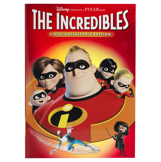 Incredibles - DVD