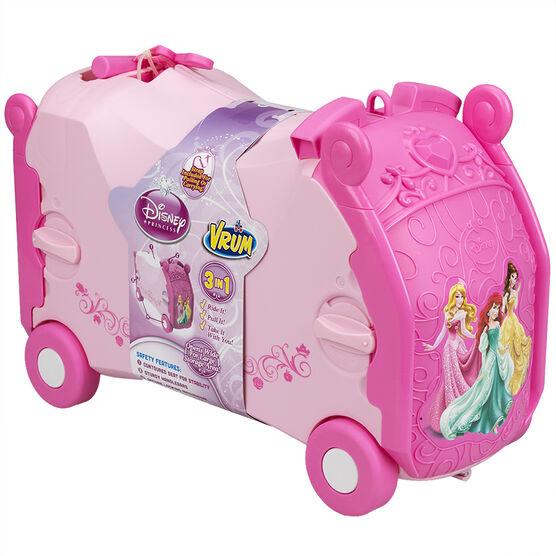 Disney Princess - Ride on Toy Box