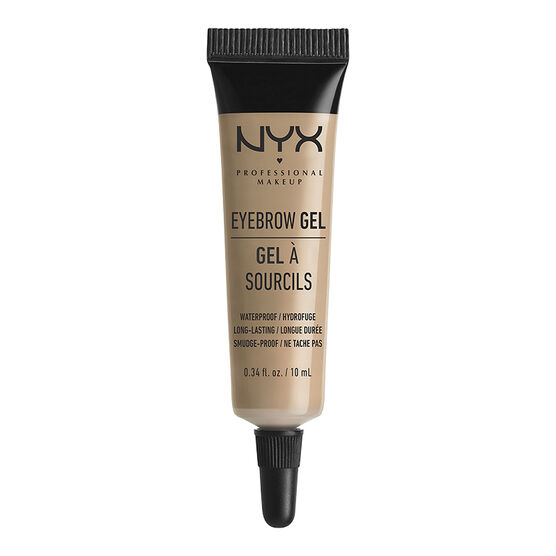 NYX Professional Makeup Eyebrow Gel - Blonde