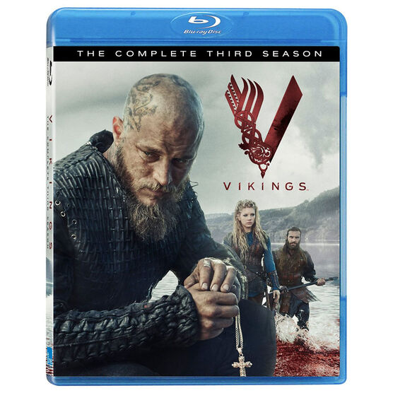 Vikings: Season 3 - Blu-ray