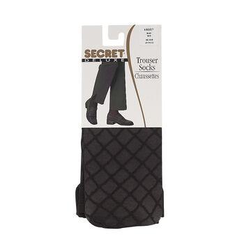 Secret Deluxe Trouser Sock - Black