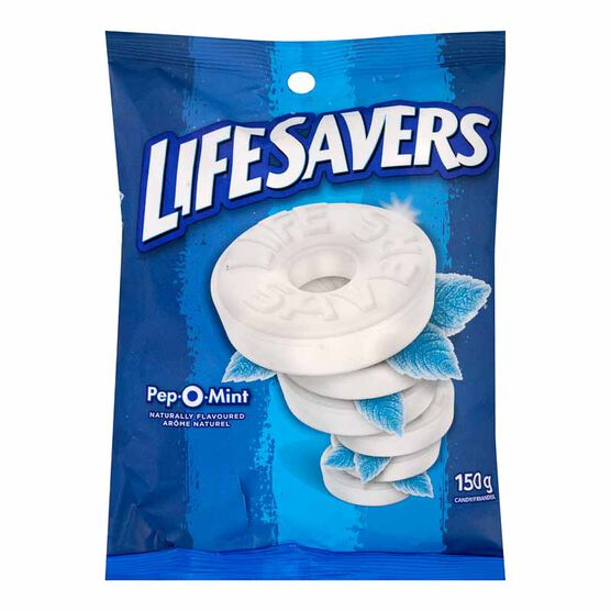 Lifesavers Pep O Mint - 150G