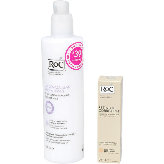 RoC BB Cream Event in a Box - 2 piece