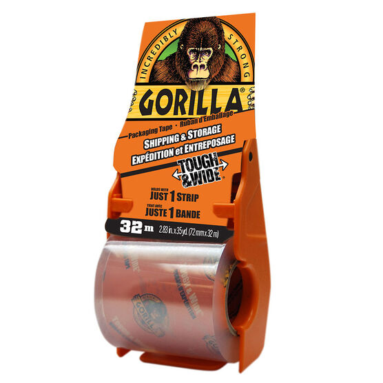 Gorilla Shipping Tape - 2.83in x 35ft