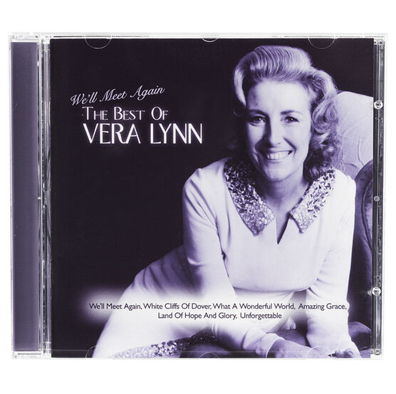 Vera Lynn - We'll Meet Again: The Best Of Vera Lynn - CD