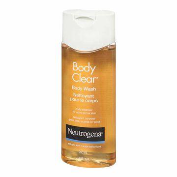Neutrogena Body Clear Body Wash - 250ml