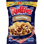 Ruffles Potato Chips - Poutine - 245g