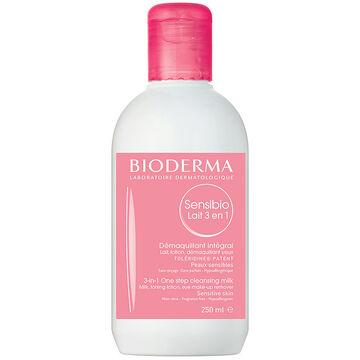 Bioderma Sensibio 3-in-1 One Step Cleansing  Milk - 250ml